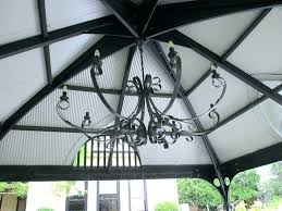 full size of outdoor chandeliers for gazebos with candles gazebo chandelier big lots home depot living