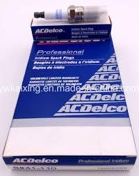 Hot Item Acdelco Spark Plugs Iridium 41 110 12621258 For Chevrolet Gmc Hummer
