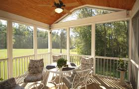 porch lighting ideas. Patio Privacy Screen Ideas : Screened In With Photos Inside Porch Lighting