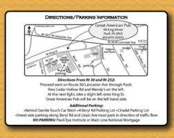 customized wedding invitation map inserts Wedding Invitation Direction Inserts custom professional direction cards wedding invitation direction inserts template