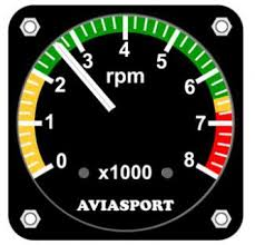 aviasport rotax 503 582 ducati ignition tachometer 2 1 4 in rotax 912 tachometer wiring diagram at Tachometer Wiring Diagram Rotax