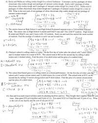 systems of linear equations in three variables worksheet the best worksheets image collection and share algebra