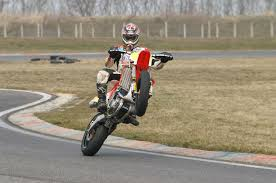 history of the supermoto
