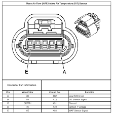 where is the iat sensor located on a 2500hd chevy truck