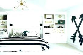 Gold Black And White Room Gray Black And White Bedroom Black And ...