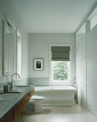 collect this idea white tub wainscoting