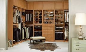walk in closet furniture. Furniture. Brown Wooden Closet Woth Some Drawers And Stainless Steel Cloth Hooks Connected By Shoe Walk In Furniture