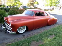 John's 1949 chopped chevy coupe - 50chevy.com - 50chevy.com