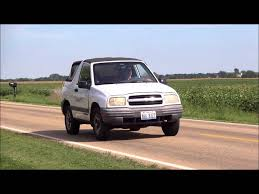 99 Tracker Test Drive 4X4 Auto 4 cyl 2 door $old, see what you ...