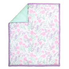 pink and purple fl and mint dot 3