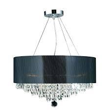 oversized drum lamp shades post large drum light chandelier pendant hanging fixtures lighting design