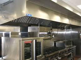 stainless steel exhaust vent hood systems for comemrical restaurants dallas texas