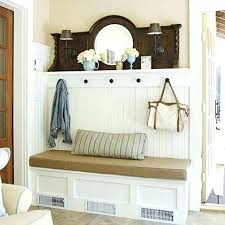 entry foyer benches foyer bench with coat rack coat racks foyer bench and coat rack hall