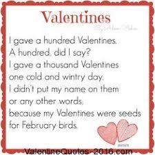 Valentine Poems For Kids Valentine Quotes 2018