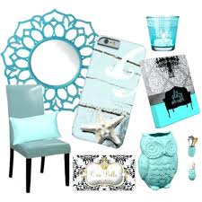 vibrant turquoise accessories ...