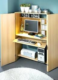 computer desk small spaces. Space Saving Computer Desk Office Furniture Designs . Small Spaces S