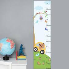Little Bear Height Charts