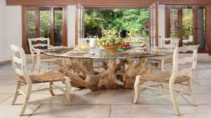 25 cool dining table designs with glass top