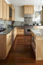 light maple kitchen cabinets pictures natural maple kitchen
