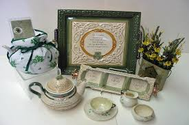 did you just realize that one of your gift purchases is destined for someone irish let us know we offer irish gifts ranging from antique belleek china to