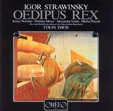 stravinsky oedipus rex colin davis songs reviews credits stravinsky oedipus rex