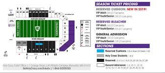 Football Ticket Information Holy Cross Athletics