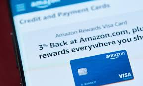 amazon visa card now also with google