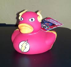 Light Up Rubber Duck Justice League The Flash Light Up Rubber Duck Ebay Kaczki