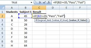 If Function Excel Excel Logical Functions Using If And And