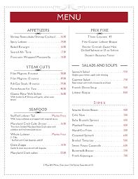 Online Menu Design Software Menu Templates For Restaurants Imenupro