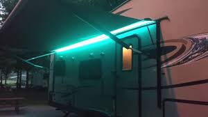 Boogey Lights For Rv Boogey Lights Multi Color Rv Awning Kit