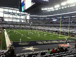 Dallas Cowboys Seating Chart With Rows Chair Best Rows Arrangement At Dallas Cowboy Stadium