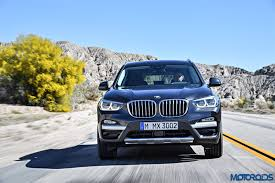 BMW Convertible bmw x3 manufacturing plant : All-New BMW X3 Production Starts In Chennai Plant; Launch ...