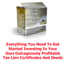 Tax Lien Investments Build Wealth With Government Insured Investments