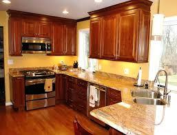 kitchen colours with dark cabinets kitchen paint colors with dark cabinets impressive design ideas oak photos