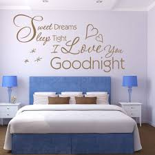 Sternen Wanddeko Sweet Dreams Good Night Xxl Wandtatattoo Spruch