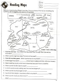 7Th Grade Geography Worksheets Worksheets for all | Download and ...