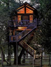 Tree House Architecture Mesmerizing Constructions Of Outdoor Tree House Equipped With