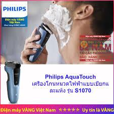 Máy cạo râu Philips S1070 và S1223 hãng phân phối, Giá tháng 1/2021