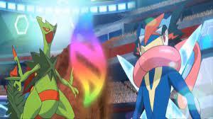 Pokemon XY&Z / Review Capitulo 35 ¡Ash en la Final de la Liga Kalos! by  Serena Anime