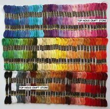 Anchor Cotton Embroidery Thread For Sale Ebay