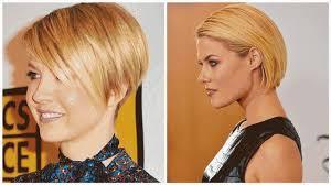 Strihy Na Tenké Vlasy Krátke účesy Na Jemné Vlasy Módne Typy A