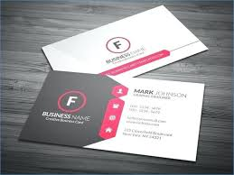 Editable Business Card Templates Free 193362800006 Editable