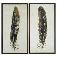 framed feather canvas wall art yellow blue 34 76 x5 12 x19 3 2pk on framed canvas wall art target with framed feather canvas wall art yellow blue 34 76 x5 12 x19 3 2pk