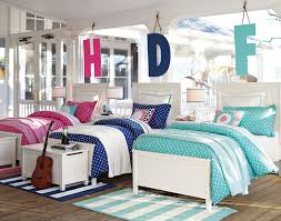 girls furniture bedroom. teenage girl bedroom ideas identical patterns pbteen girls furniture