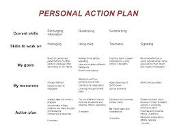 personal plan template personal plan template bizoptimizer us