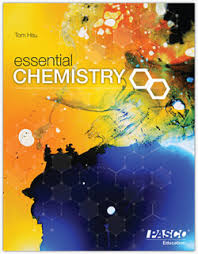 Chemistry Cover Page Designs Essential Chemistry Textbook
