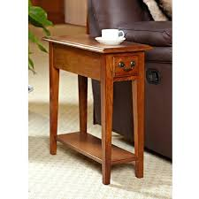 small chairside table narrow coffee table with storage coffee tables narrow coffee table storage and coffee