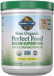 Garden of Life Raw Organic Perfect Food Green ... - Amazon.com