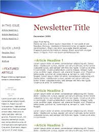 free holiday newsletter template xmas newsletter template holiday newsletter email template article